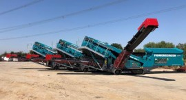 Eight new Powerscreens for KKB Group