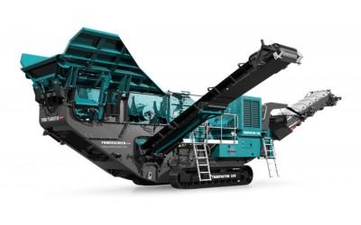 Trakpactor 320 / 320SR